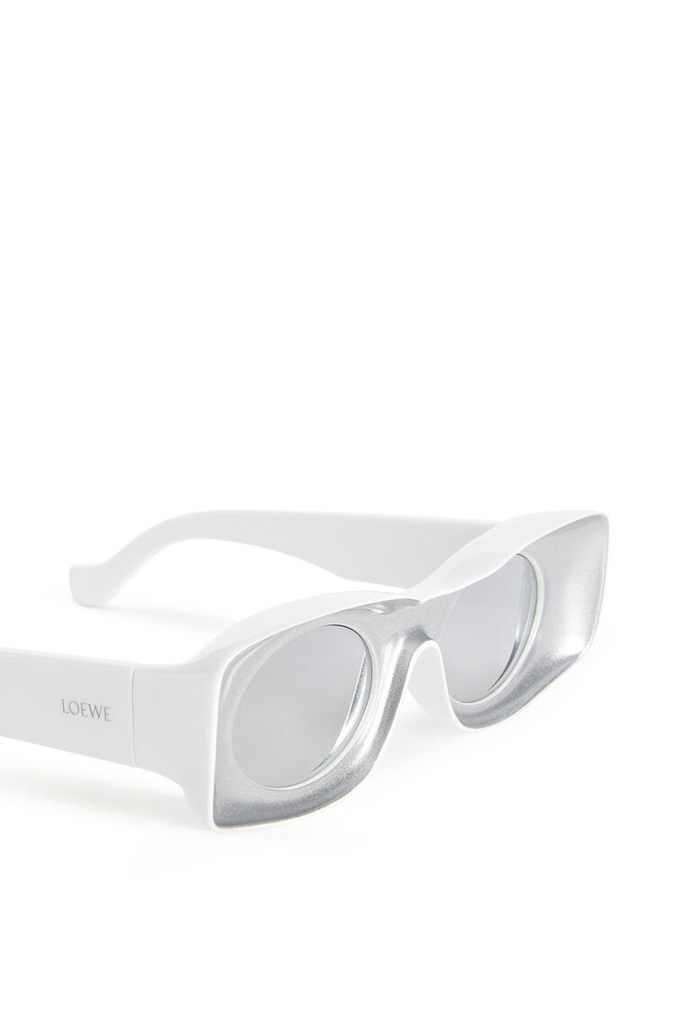 LOEWE Gafas de sol en acetato Plata pdp_rd