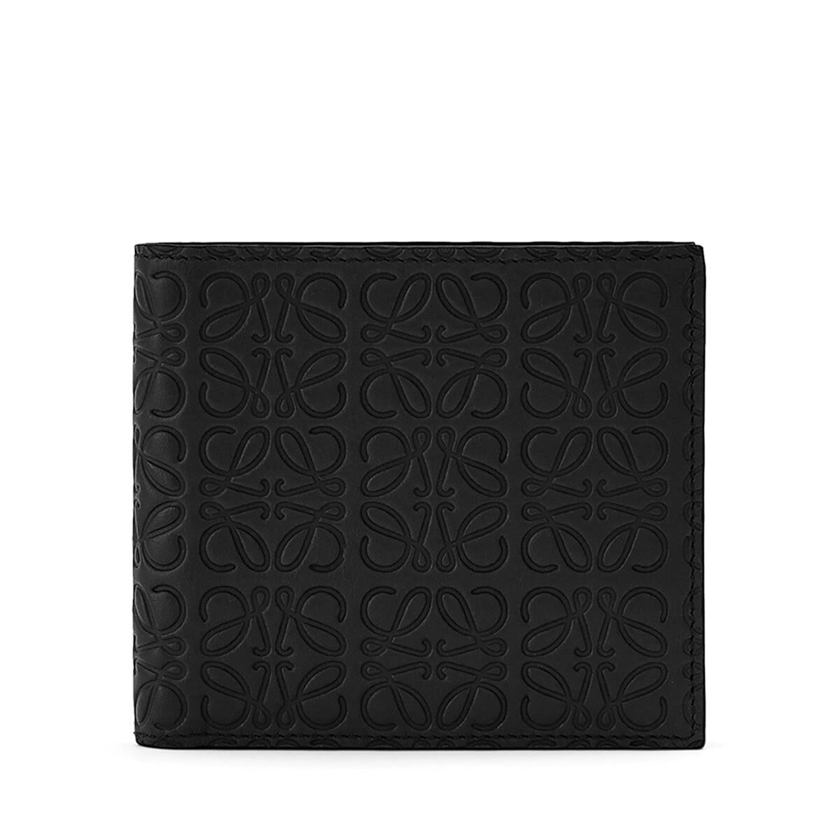 Trifold Wallet in Black Loewe d9tXKPI