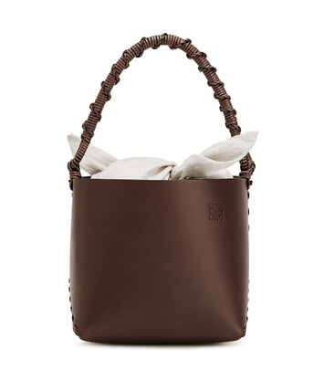 LOEWE Bucket Square チェスナット front