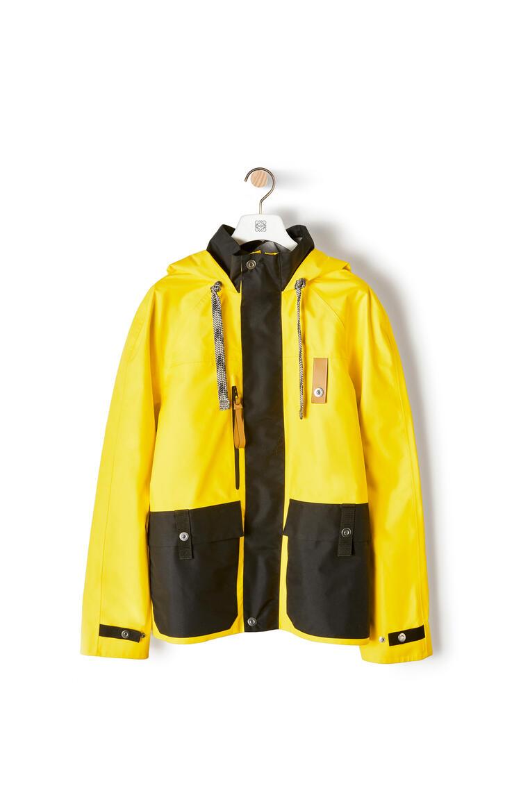 LOEWE ELN PARKA Yellow/Black pdp_rd
