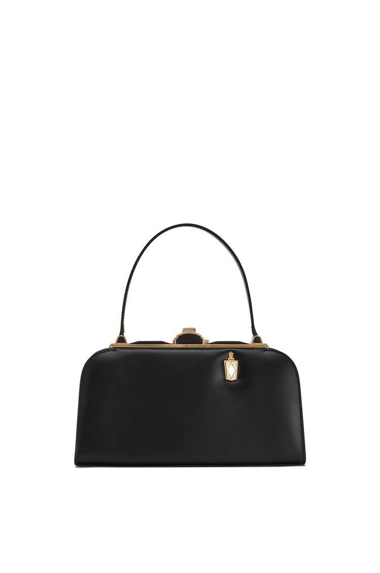 LOEWE Lantern bag in box calfskin Black pdp_rd
