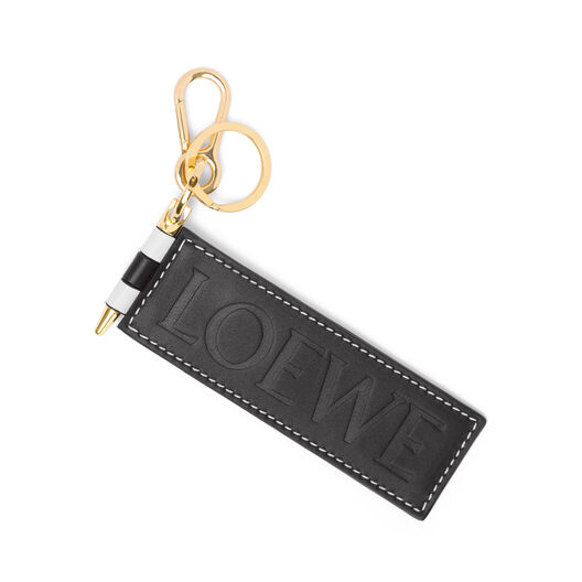LOEWE Gate Loewe Charm Black/White all