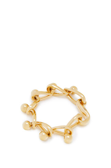 LOEWE Drop chain bracelet Gold pdp_rd