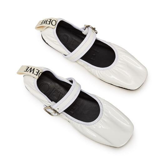 LOEWE Babies Ballerina Blanco all