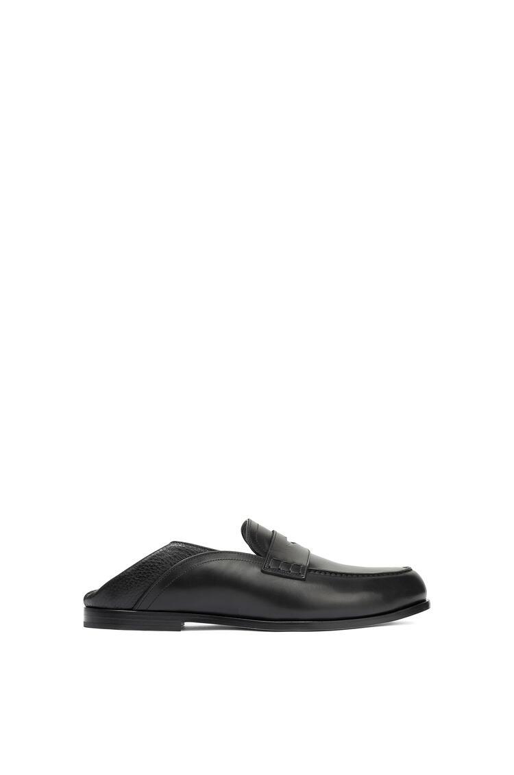 LOEWE Slip On Loafer Black pdp_rd