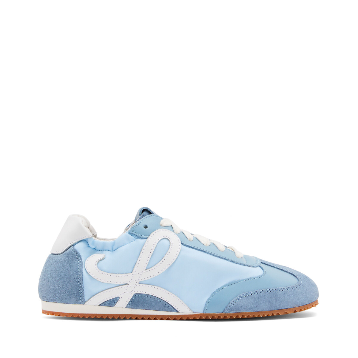 LOEWE Ballet Runner Light Blue front