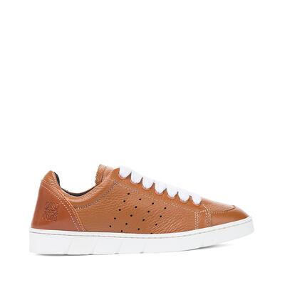 LOEWE Sneaker Tan front