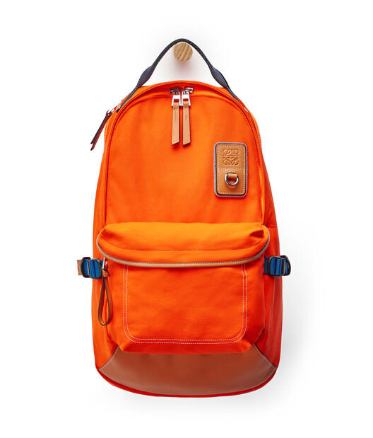LOEWE Eye/Loewe/Nature Backpack Orange front