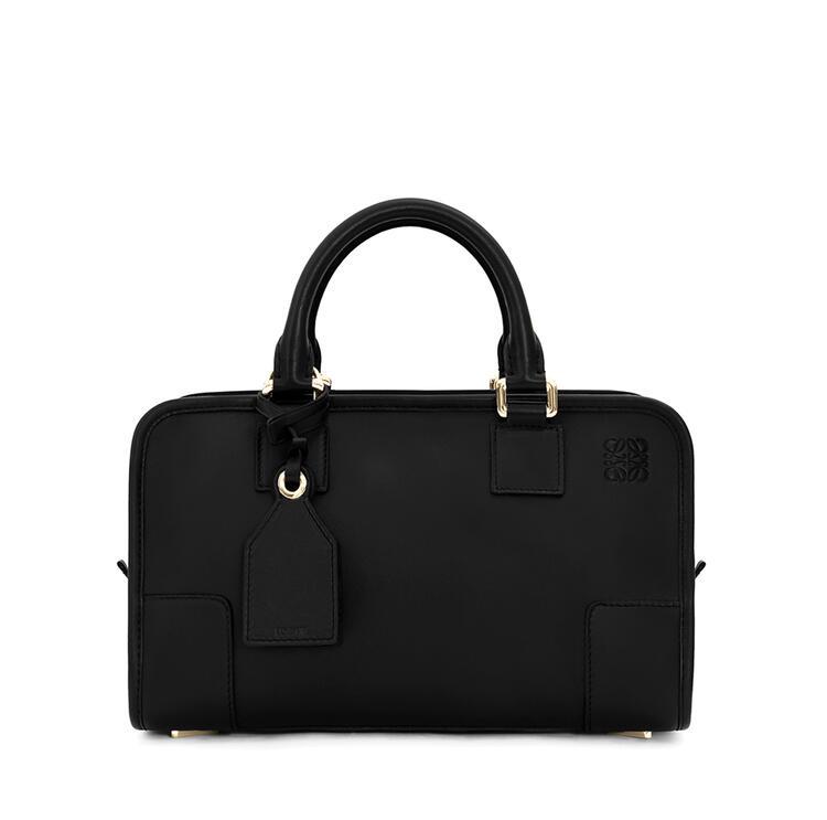 LOEWE Amazona 28 bag in classic calfkin Black/Gold pdp_rd
