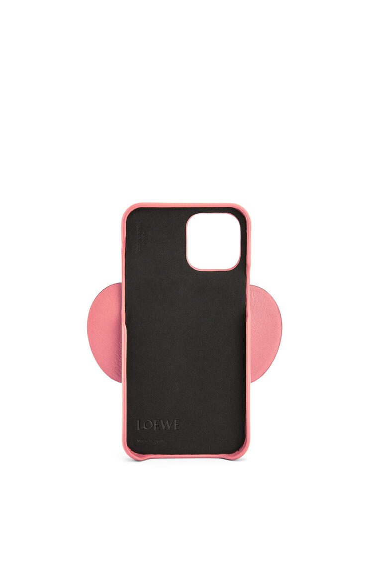 LOEWE Elephant phone cover in calfskin for iPhone 12 Pro Max 糖果色 pdp_rd