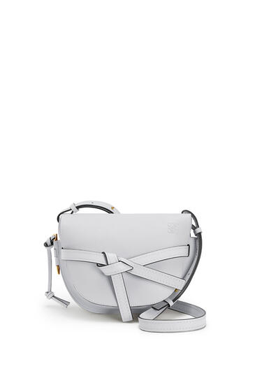 LOEWE Small Gate Bag In Soft Grained Calfskin Kaolin pdp_rd