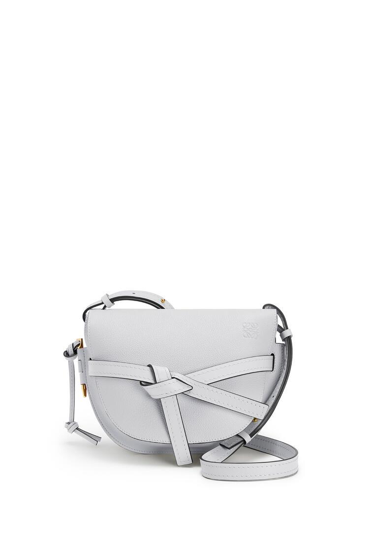 LOEWE Small Gate Bag In Soft Grained Calfskin Kaolin pdp_rd