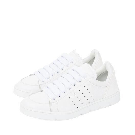 LOEWE Sneaker White all