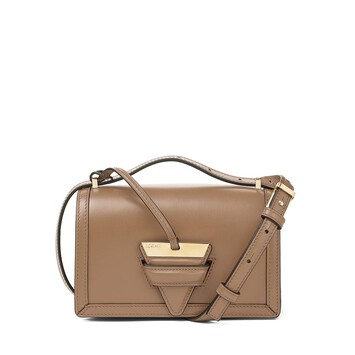 LOEWE Barcelona Small Bag Mink Color front