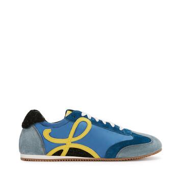 LOEWE Ballet Runner Blue/Yellow front