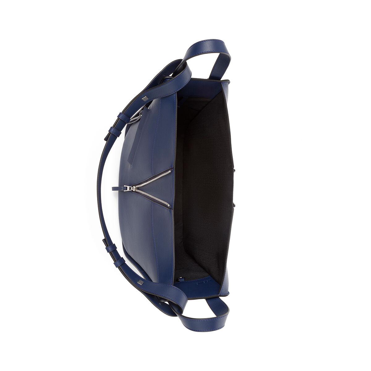LOEWE Hammock Medium Bag 海军蓝 all