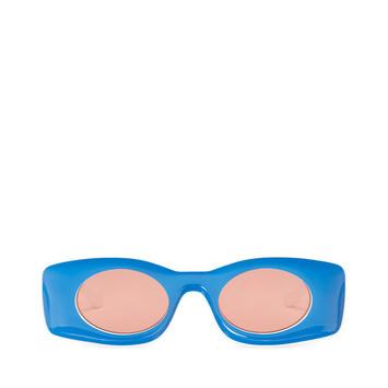 LOEWE Gafas Paula Azul/Blanco front