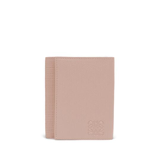 LOEWE Trifold Wallet Blush all