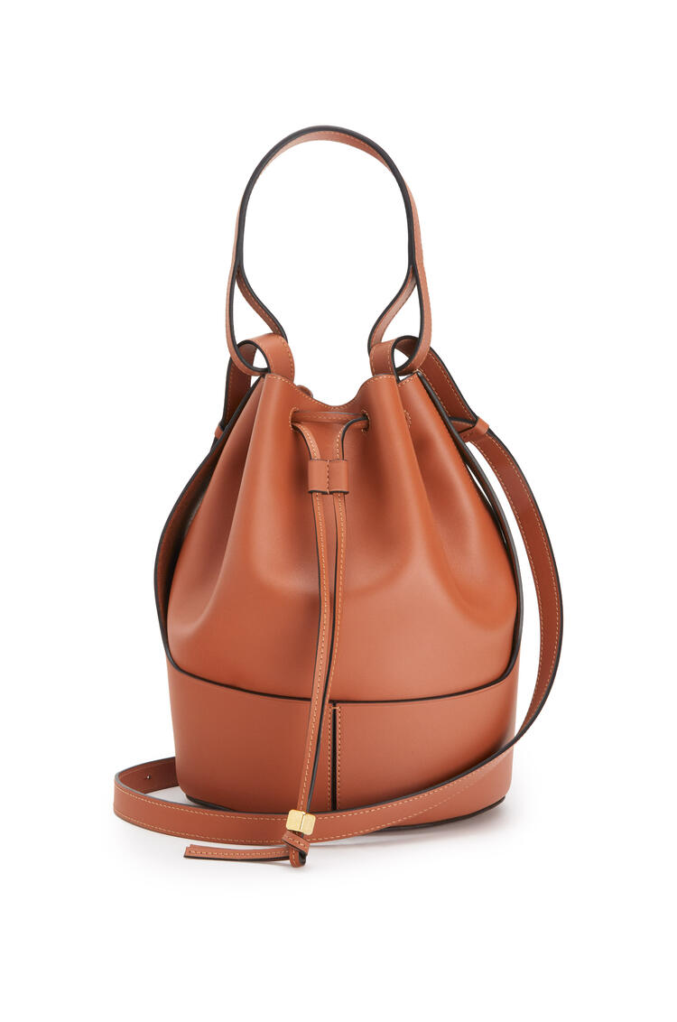 LOEWE Large Balloon bag in nappa calfskin Tan pdp_rd