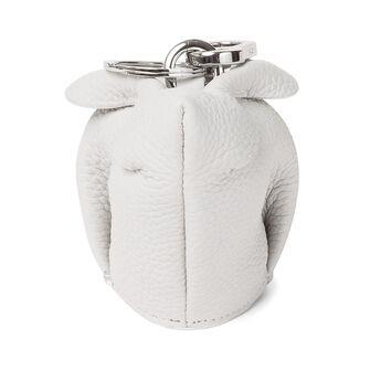 LOEWE Bunny Charm White front