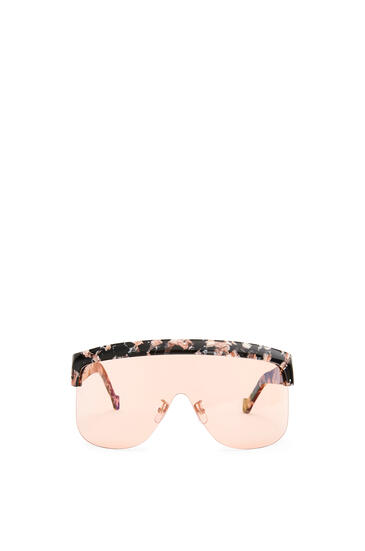 LOEWE Show sunglasses 浅雪茄色 pdp_rd