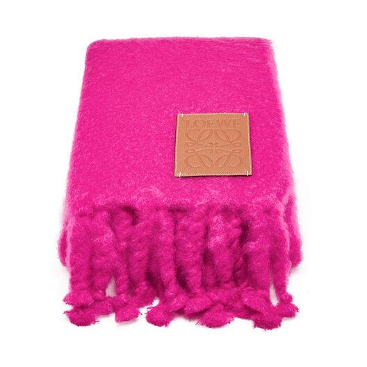 LOEWE 130X200 Blanket Loewe Patch 粉色 all