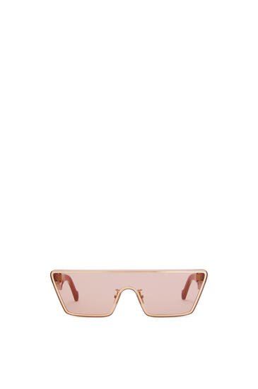 LOEWE SMALL MASK SUNGLASSES Antique Rose pdp_rd