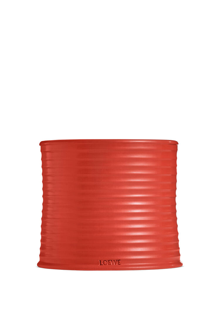 LOEWE Medium Tomato Leaves candle Red pdp_rd