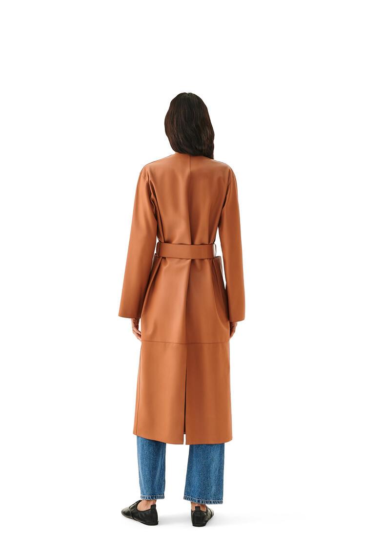 LOEWE Long Coat Tan pdp_rd