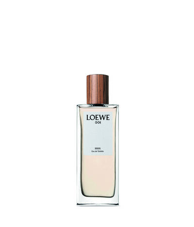 LOEWE Loewe 001 Man Edt 50Ml Sin Color front