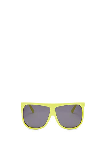 LOEWE Filipa Sunglasses in acetate Neon Yellow pdp_rd