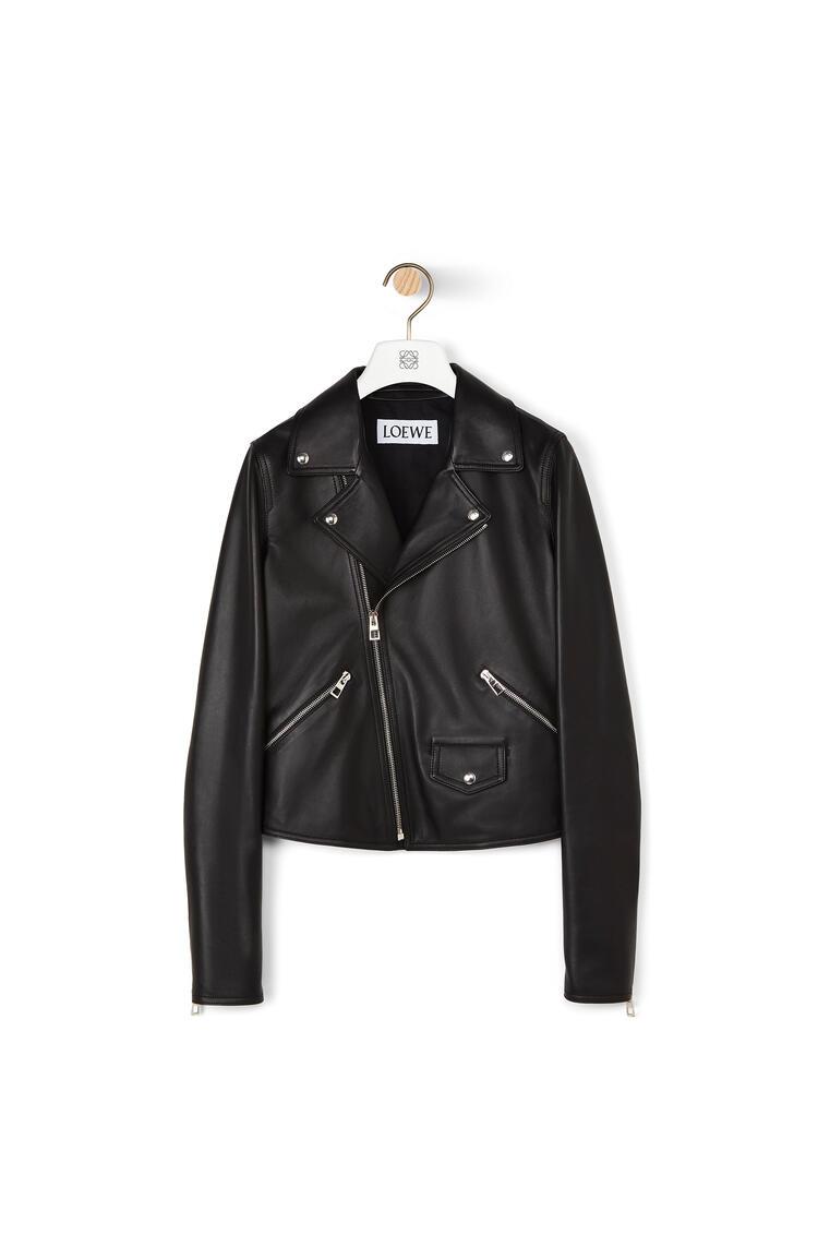 LOEWE Biker Jacket Black pdp_rd