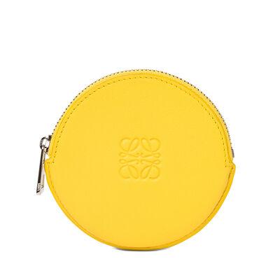 LOEWE Cookie Cheese Yellow/Palladium front
