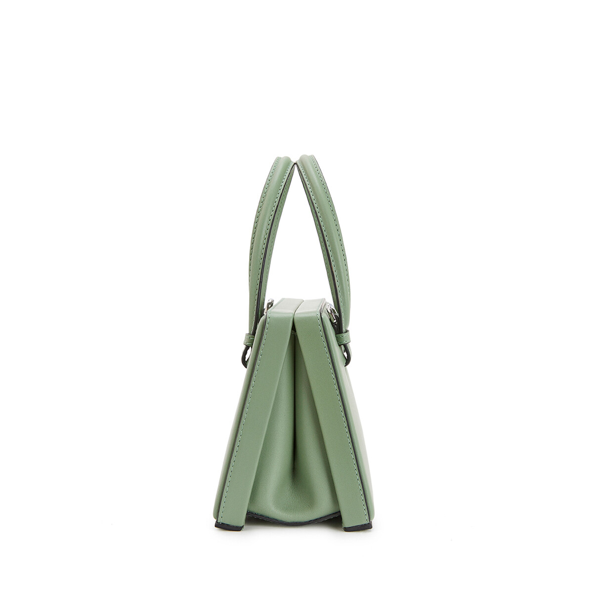 LOEWE Postal Small Bag Pale Green front