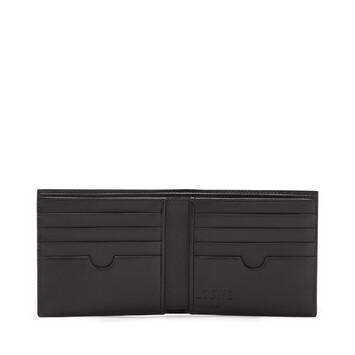 LOEWE Bifold Wallet Mocca/Black front