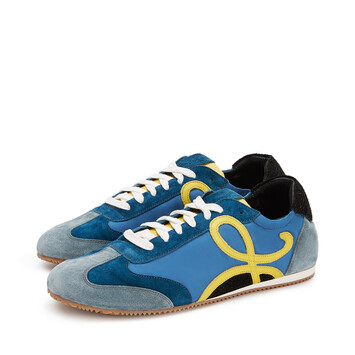 LOEWE Sneaker Blue/Yellow front