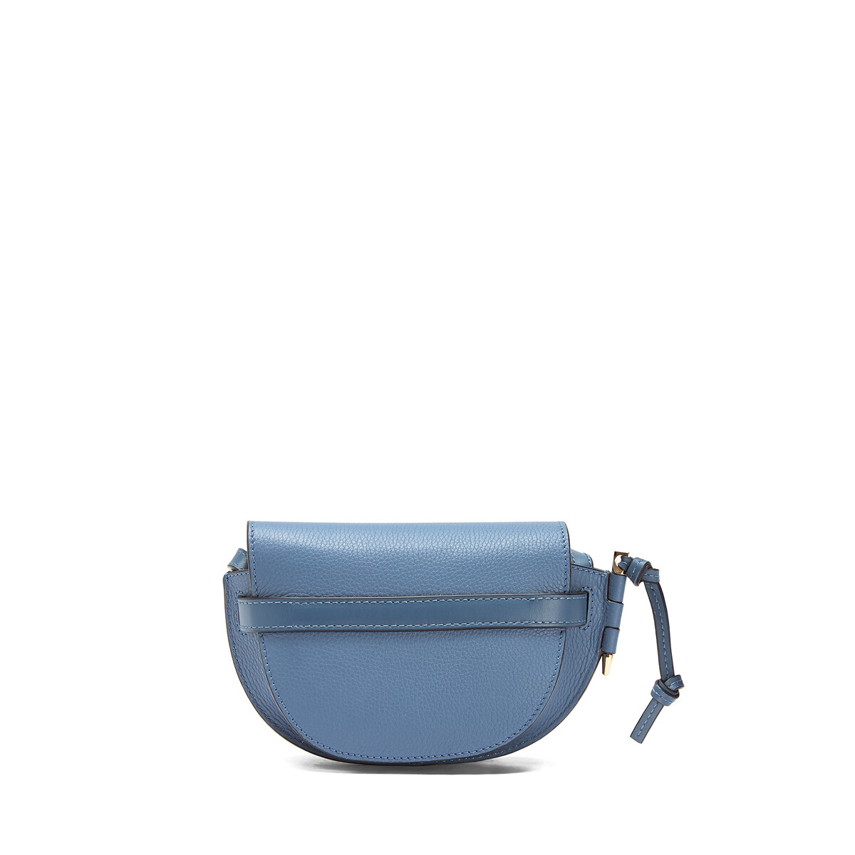 LOEWE Gate Mini Bag Varsity Blue/Indigo front