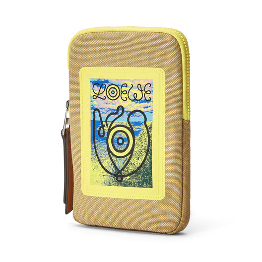 LOEWE Eye/Loewe/Nature Case Gold all