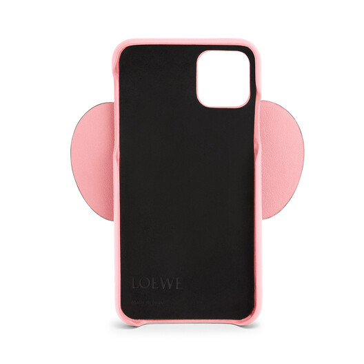 LOEWE Elephant Cover For Iphone 11 糖果色 front