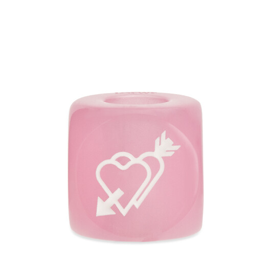 LOEWE Heart Dice Big Candy front