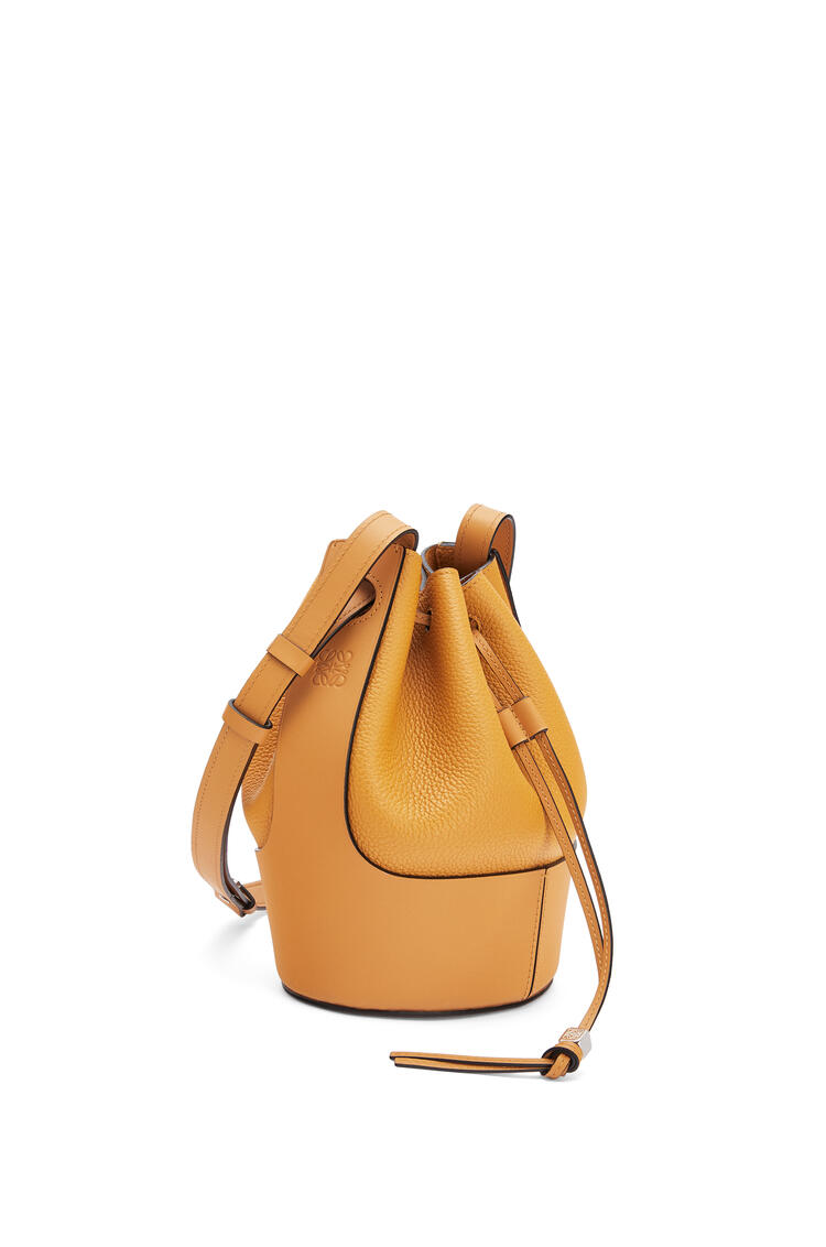 LOEWE Small Balloon bag in grained calfskin Saffron Yellow pdp_rd