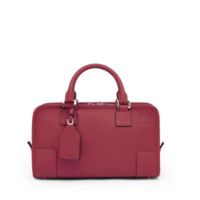 LOEWE Amazona 28 Bag Raspberry front
