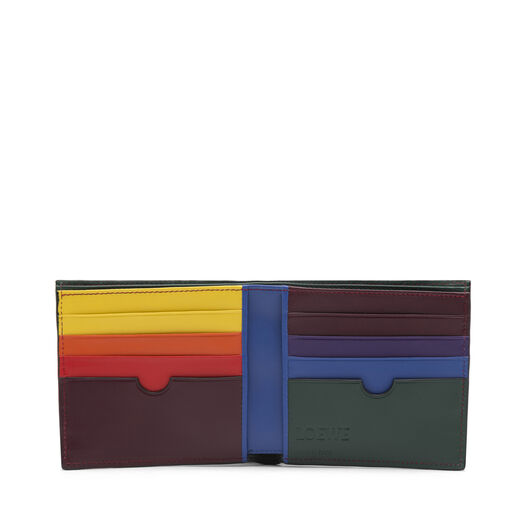 LOEWE Billetero Rainbow Multicolor/Negro all