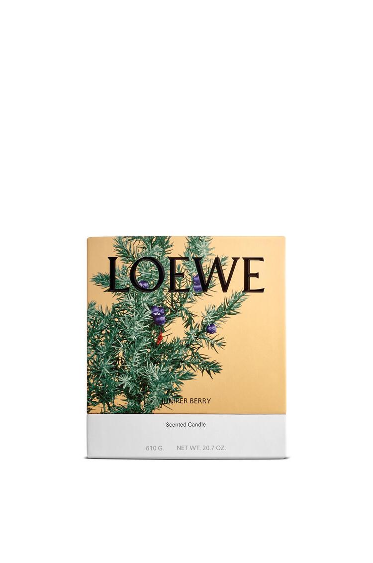 LOEWE Vela mediana Juniper Berry Naranja pdp_rd