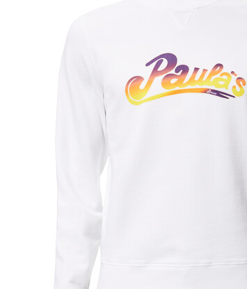 LOEWE Sweatshirt In Cotton White front