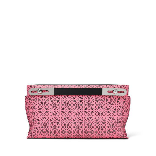 LOEWE Missy Repeat Small Bag Wild Rose/Black all