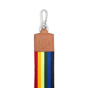 LOEWE Rainbow Strap Multicolor front