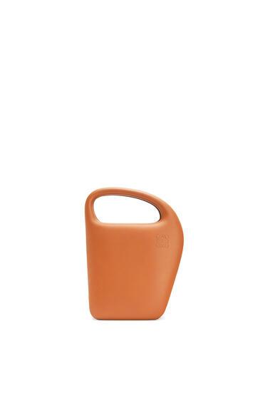 LOEWE Architects D bag in natural calfskin Tan pdp_rd