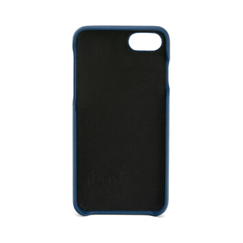 LOEWE Cover For Iphone 8 インディゴ front