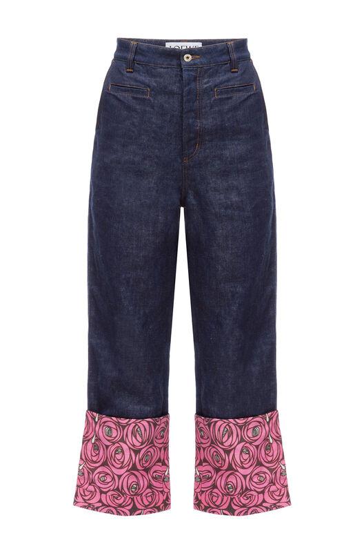 Fisherman Trousers Roses